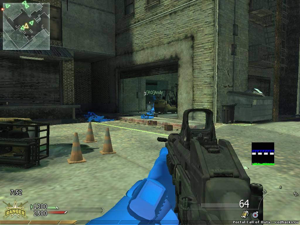 читы для call of duty modern warfare 2 multiplayer iw4x v054