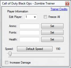 Скачать Чит [CoD7] ZombieTrainer v1.2