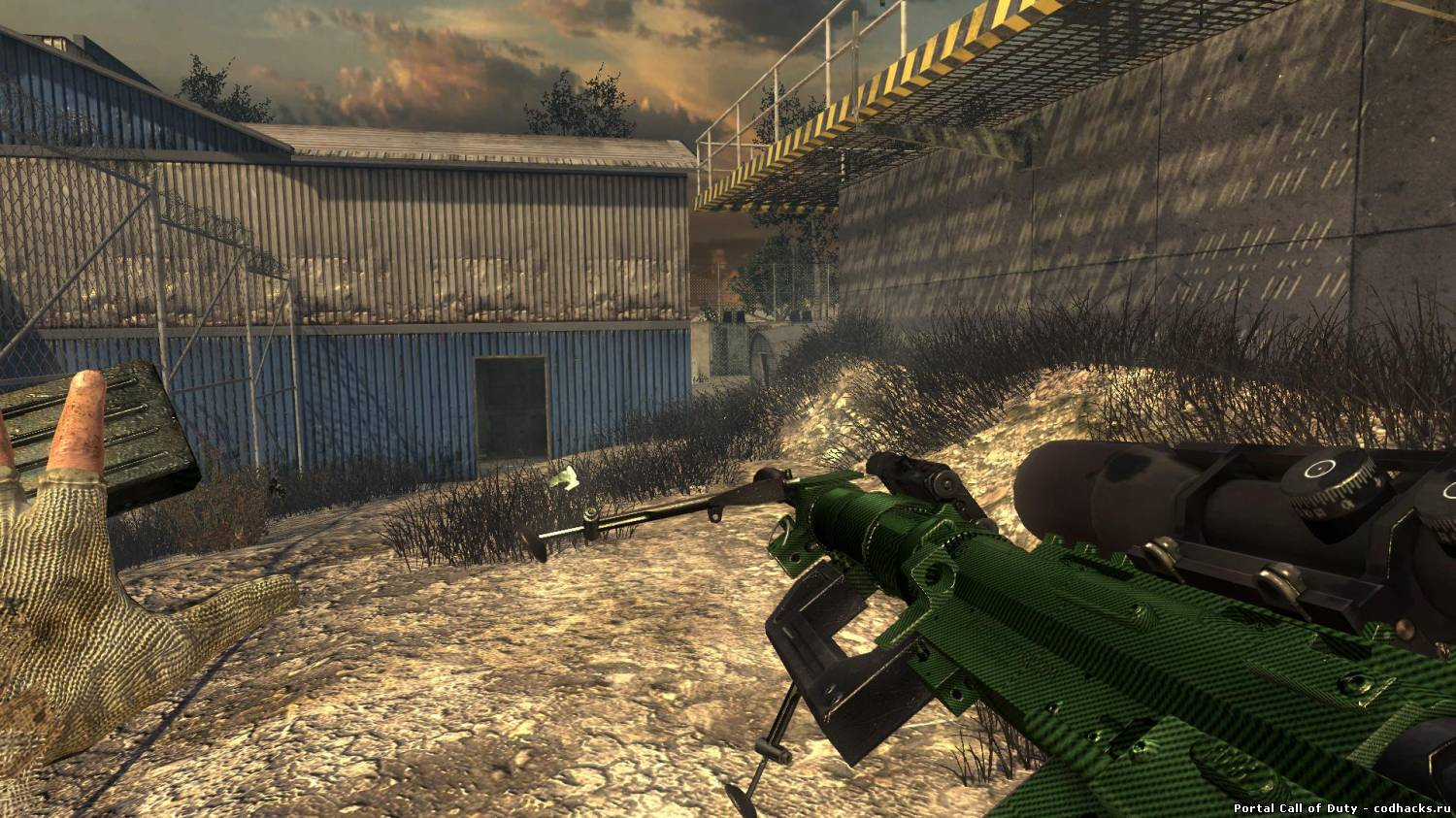 Modern Warfare 2 Radar Hack