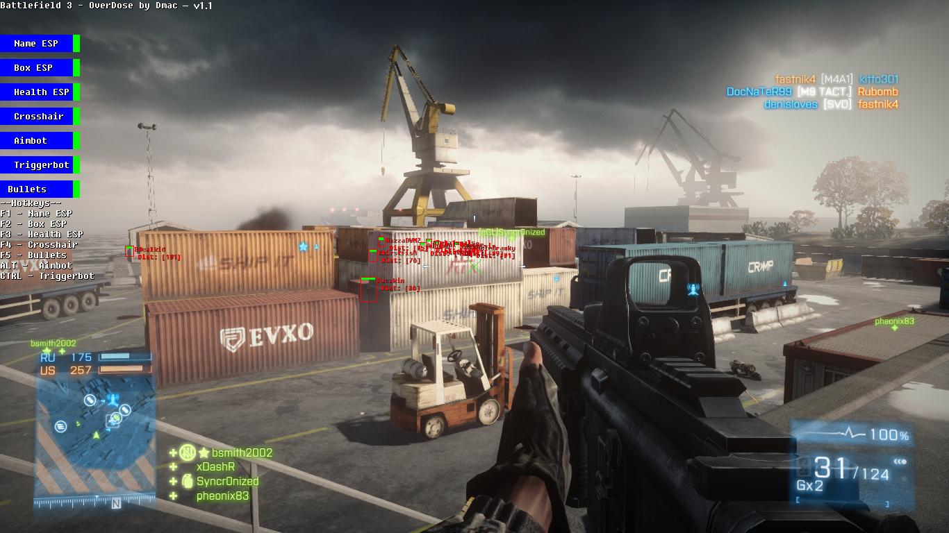 Battlefield 4 читы