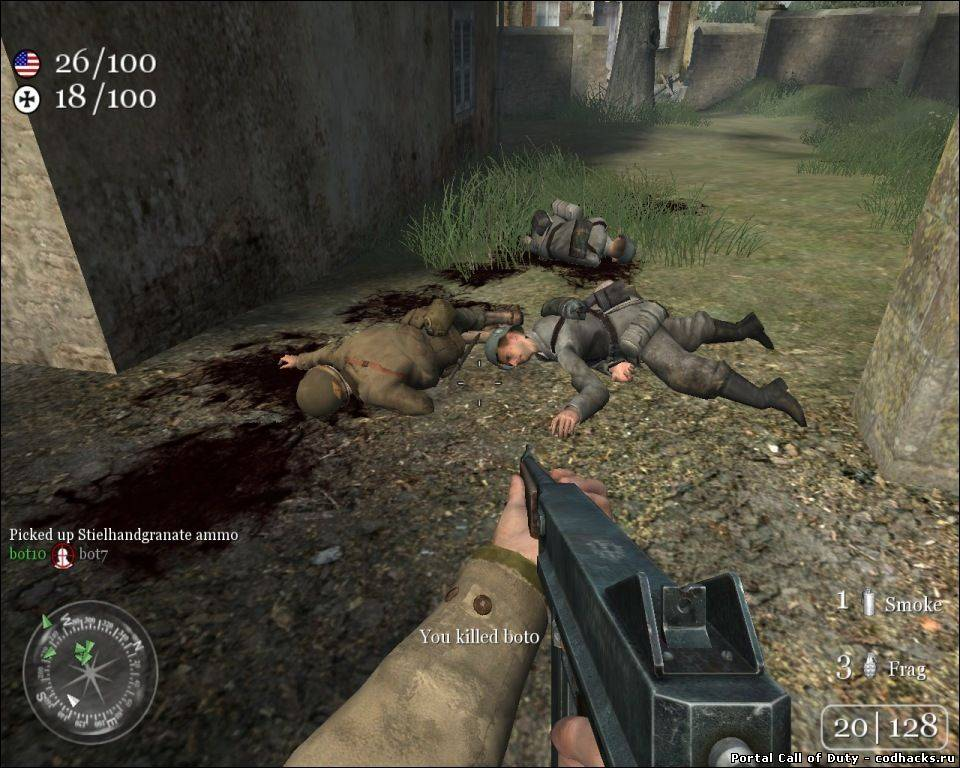 Call Of Duty 2 моды скачать - фото 2