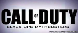 Black Ops Mythbusters